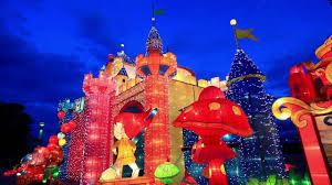 Alameda County Fairgrounds Christmas Lights Lantern Light Festival