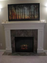 classic flame built in electric fireplace l inserts gallery fireplaces modern white tall wall unit with units insert recessed fire custom mantels corner tv