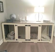 Diy Dog Crate Bench Dog Crate Bench For Sale Bench Dog Crate