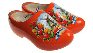 wooden shoes really
