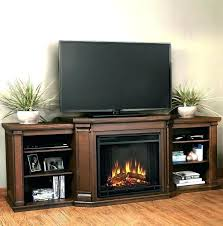 tv console with fireplace costco electric fireplace stands