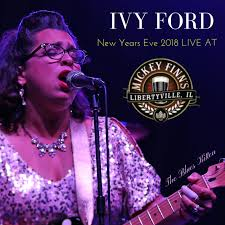Ivy Ford, NYE 2018 LIVE at Mickey Finns Brewery