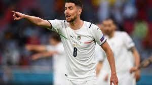 Brazil-born Jorginho, Italy's beating ...