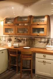 Rustic Looking Kitchens Wood Kitchen Cabinets Just One Way To Feature Natural Material