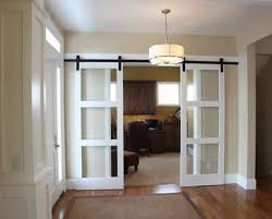 home office doors. Wonderful Office Craftsman Custom Craftsman Home Office  Barn Door Slider In Office To Home Office Doors C