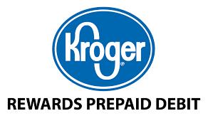 kroger rewards prepaid debit card logo