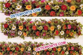 Flower Decoration Design Indian Wedding Mandaps Manufacturer Wedding Stages Manufacturer 89