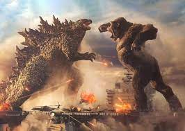 Kong (ゴジラvsコング) is an upcoming 2021 american science fiction monster film produced by legendary pictures, and the fourth entry in the monsterverse. Godzilla Vs Kong Hbo Max Review Jaws Snap And Skulls Crack Chicago Tribune