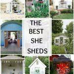 shed lighting ideas. 20 Sensational She Shed Ideas Garden Lighting