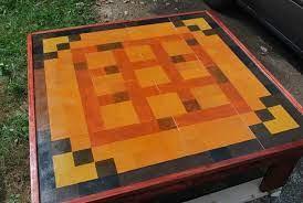 minecraft coffee table minecraft