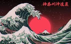 The Great Waves Of Kanagawa Wallpapers ...