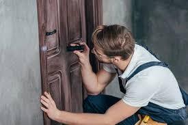 broken door repair or replace door