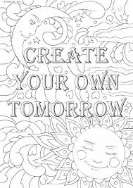 Words Coloring Pages Make Your Own Coloring Pages With Words Simple