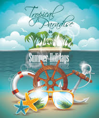 Holiday Flyers Templates Free Summer Holiday Flyer Template Vector Free Vector In