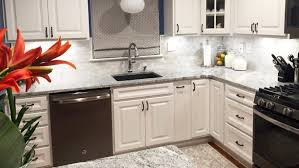 Kitchen Design With White Cabinets Fascinating How Much Does It Cost To Paint Kitchen Cabinets Angie's List