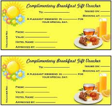 Food Voucher Template Gorgeous Lunch Coupons Format Tomburmoorddinerco