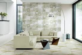 simple types of wall tiles for living room