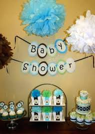 boy themed baby shower boy baby shower decorating ideas boy baby shower table decor boy baby