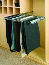 extra closet organizing trouser rack revashelf 18 pull out pant organizer accessory pants system tip company idea diy service on a budget business