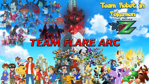 Team Robot In Pokemon XY The Series Poohs Adventures - induced.info