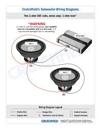 alpine find a guide with wiring diagram on alpine sub wiring diagram alpine ina-w900bt wiring diagram subwoofer wiring diagrams dual voice coil sub svc ohm mono low imp rh dealpronetwork com