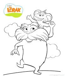 Lorax Coloring Pages Color Coloring Page Coloring Pages Coloring