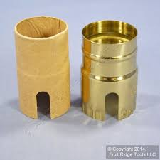 leviton pull chain turn key knob light socket lamp holder metal shell 250w 7113