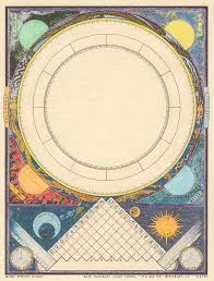 Blank Astrology Chart Forms Rational Natal Chart Excel Blank Astrology Wheel Pdf Natal