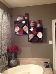 Wine rack mounted to the wall over a large garden tub. Great for towel  storage. | Household | Pinterest | Towel storage, Garden tub and Wine rack