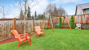 own your own back yard