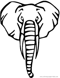 Small Picture Giraffe Head Coloring Pages Clipart Panda Free Clipart Images