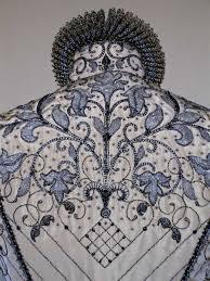 Inspiration. Вышивки, часть 4 | Мода 17 го века, Старая одежда и ...
