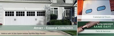 coastal garage doorsAll City Garage Door  Amarr Garage Doors  Lincoln Collection