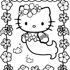 However, it is not… hello kitty with flowers coloring page   free printable coloring pages. 40 Hello Kitty Pictures Which Are Pretty Slodive