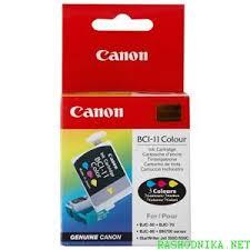 0958A002 <b>CANON BCI</b>-<b>11 Color</b> Чернильница цветная