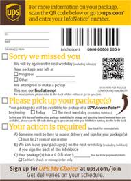 Guide To Missing Ups Package The Package Guard