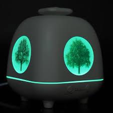 HURRISE <b>3 in 1</b> Multifunctional Humidifier <b>Ultrasonic</b> Aromatherapy ...