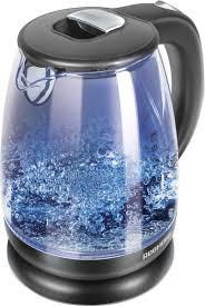 Купить электрический <b>чайник Redmond RK-G181</b>, Пластик/стекло ...