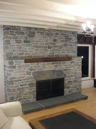 decorations covering brick fireplace with stone veneer home design ideas then with stone veneer decorations
