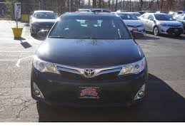 Used One-Owner 2012 Toyota Camry XLE - Little Falls NJ - Toyota ...