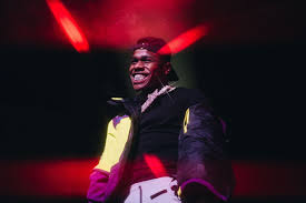 Rap R B Charts Rapper Dababy Was Ribald R Rated And A Sold Out Show At
