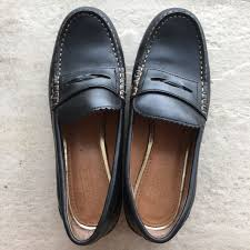 authentic coach full leather loafers size 36 women s fashion shoes others on carou