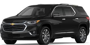 2018 Traverse: Mid-Size SUV | Chevrolet