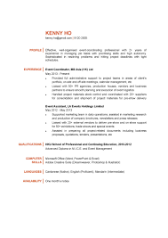 Event Planner Resume Examples New Wedding Planner Resume Lovely For