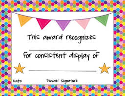 Award Templates End Of The Year Student Award Templates By Wonder Teacher Tpt