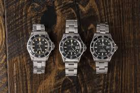 Rolex Crystal Chart Why Rolex Submariner Is The Best Which To Buy How