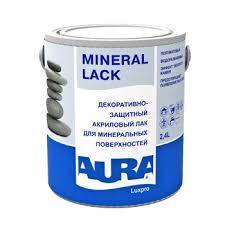 Декоративно-защитный <b>акриловый лак</b> для минеральных ...