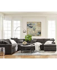 Sectionals In Living Rooms Living Room Furniture Sets Macys