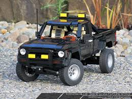 Lego MOC: Toyota Hilux - Back to the Future Style by SeawolfPaul ...