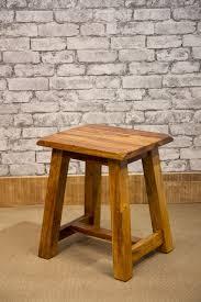 Sheesham Bedroom Furniture Ibf 218 Sheesham Wood Dining Stool